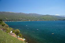 Free Ohrid Lake Stock Images - 19608634