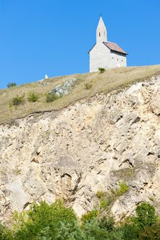 Church In Drazovce Royalty Free Stock Image