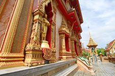 Free Chaitharam Temple Royalty Free Stock Photo - 19609095