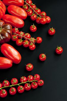 Free Tomatoes Royalty Free Stock Image - 19609096