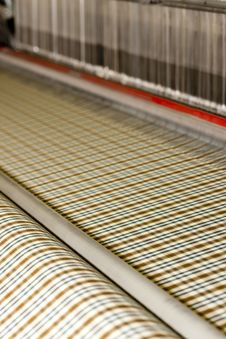 Free Textile Machine Stock Photo - 19609180