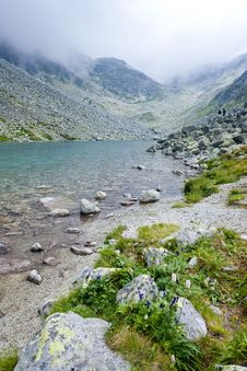 Free High Tatras Mountains Stock Images - 19609214