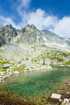 Free High Tatras Mountains Stock Photos - 19609223