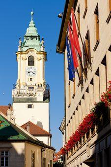 Free Bratislava, Slovakia Stock Photo - 19609240