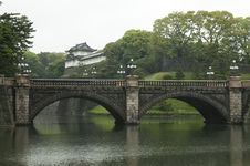 Free Tokyo Imperial Palace Stock Image - 19609261