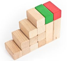 Free Wooden Toy Royalty Free Stock Photo - 19609885