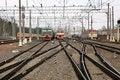 Free Railway Depot Royalty Free Stock Photo - 19613315
