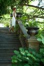 Free Stroll Through The Summer Garden Stock Photo - 19615040