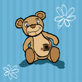 Free Teddy Bear For Baby Royalty Free Stock Photo - 19616185