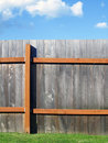 Free Fence,Sky,And Grass. Royalty Free Stock Image - 19619696