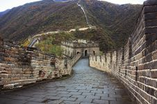 Free The Great Wall Royalty Free Stock Photos - 19611698