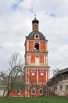Free Belfry In Goritsky Monastery Of Pereslavl-Zalessky Royalty Free Stock Photos - 19611828