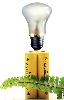 Free Rechargeable Energy Royalty Free Stock Image - 19613466