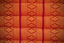 Thai Native Hand Made Cotton Stock Photos