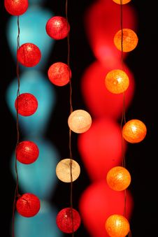 Free Asian Lanterns Stock Photo - 19614030