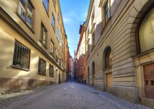 Free Old Town,Stockholm,Sweden Royalty Free Stock Photography - 19614607