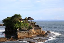 Free Tanah Lot Stock Photos - 19614673