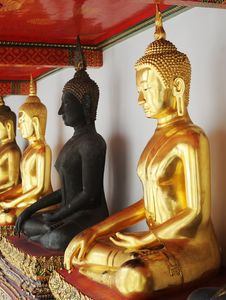 Free Budda Statue Stock Photo - 19615770