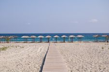 Free Beach Stock Image - 19616241