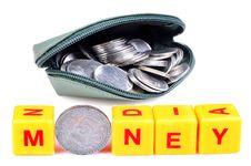 Free Metal Money Royalty Free Stock Images - 19617129