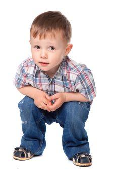Free Baby Boy Stock Image - 19617581