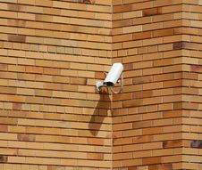 Free Security Camera Stock Photo - 19617630