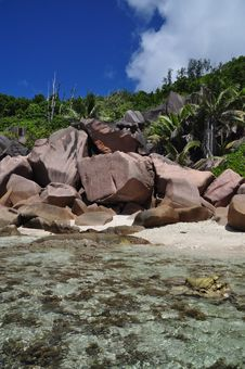 Free Seychelles Stock Image - 19618291