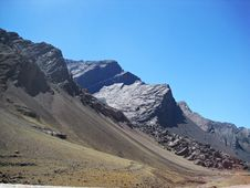 Free Andes Mountains Stock Photography - 19619152