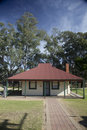 Free Restored Timber And Tin Cottage From 1930s Stock Photography - 19626642