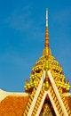 Free Gable Apex Ornament Temple Stock Photo - 19627070