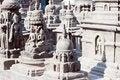 Free Small Stupas In Swayambhunath Stock Images - 19628334
