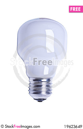 Free Light Bulb Royalty Free Stock Images - 19623649