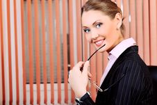 Free Business Woman Stock Photography - 19620332