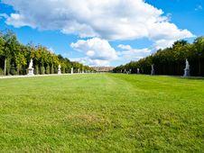 Free Versailles Garden Landscape In France Stock Photos - 19620833