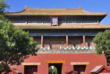 Free Beijing Forbidden City Stock Images - 19620884