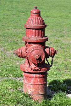 Free Fire Hydrant Stock Image - 19621151