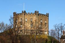Free Durham Castle Stock Image - 19622391