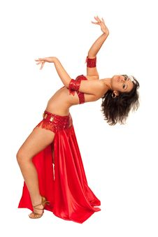 Free East Dancer Royalty Free Stock Image - 19623096