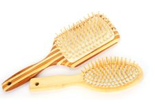 Free Wooden Combs Stock Photo - 19623400