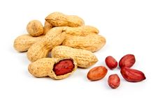 Free Groundnuts Royalty Free Stock Photos - 19623598
