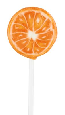 Free Lollipop Isolated On White Stock Photo - 19626980