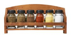 Free Set Of Spices Stock Image - 19627181
