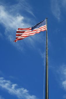 Free USA Flag Royalty Free Stock Image - 19627886