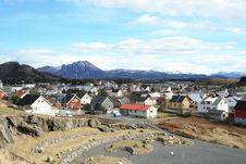 Free Scandinavian Town Royalty Free Stock Photo - 19628075