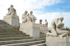 Free Sculpture Royalty Free Stock Image - 19628106