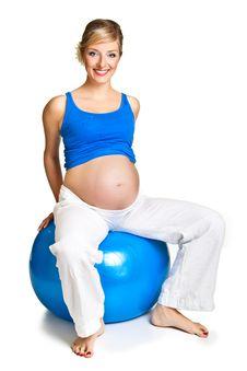 Free Pregnant Woman Stock Photos - 19628323