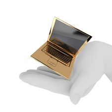 Free Laptop Stock Images - 19628844