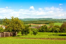 Free Countryside - Czech Republic - Moravia Royalty Free Stock Images - 19629299