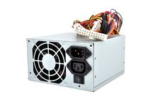Free Computer Power Supply Stock Image - 19629601