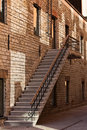 Free Stairs To A Renovated Old Building Royalty Free Stock Image - 19631706
